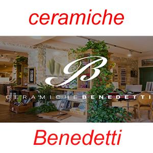 logo Benedetti ceramiche